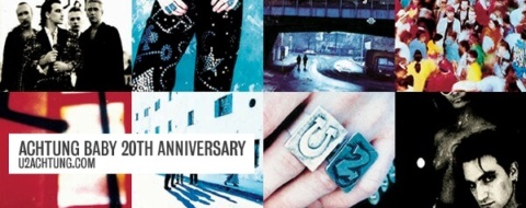 Achtung Baby 20 ans