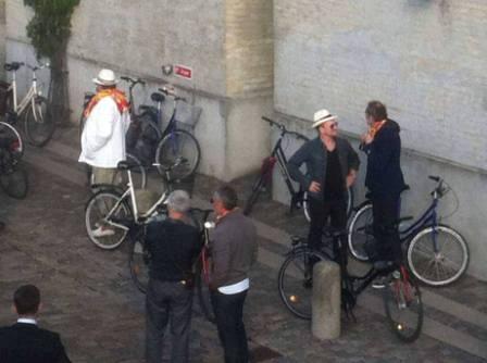 [MAJ] U2 à Copenhague pour l'enterrement de vie de garçon d'Adam