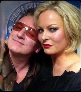 Les prédictions de Bono pour 2013