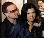 Bono et Ali ont présenté le T-Shirt One à Londres