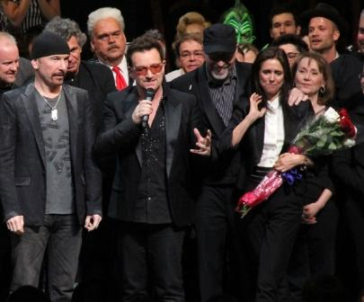 U2 Brèves : Edge et Bono au tribunal, le Clarence, Arthur Fogel...