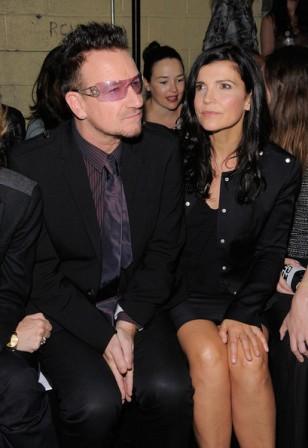 Bono et Ali Hewson vont parler d'Edun à Rome