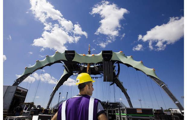 Montréal : un stade construit spécialement pour U2