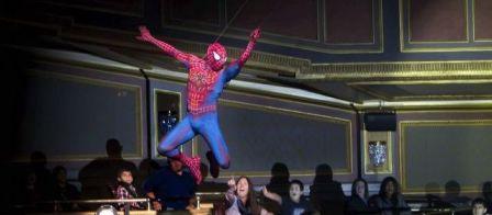 Spider-man : Première le 14 juin. Bono et The Edge toujours confiants