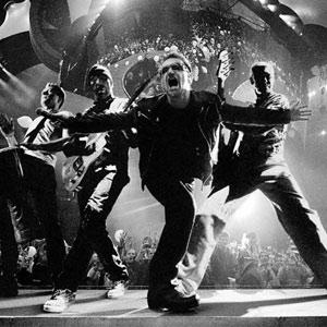 U2 au 5ème rang des millionnaires de la musique (UK / Irlande)