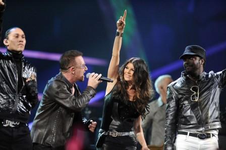 Will.i.am se serait inspiré de U2 pour le succès I Gotta Feeling