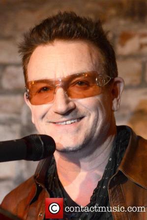 Happy birthday Bono !