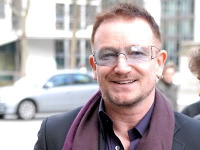 Bono bientôt décoré par le gouvernement mexicain