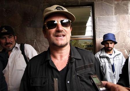 Bono à la recherche d'un milliard de dollars
