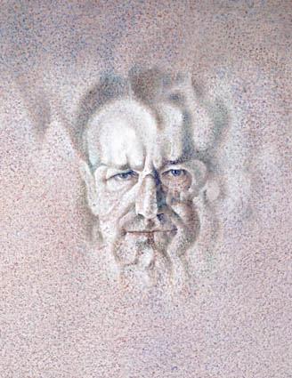 Mort du peintre Louis le Brocquy, auteur d'un portrait de Bono (maj)
