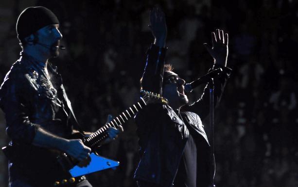 Troisième concert de U2 à La Plata : avec Bad, sans Magnificent