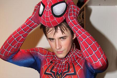 Spider-man va bien