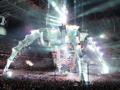 Rolling Stone veut revoir U2 en salles. Nous aussi.