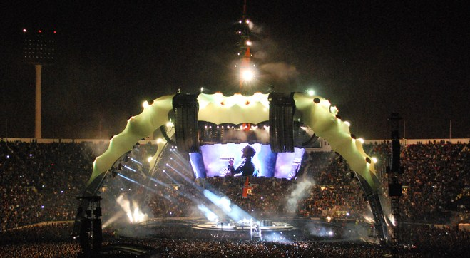 Classement Billboard : U2 au second rang des artistes les mieux payés
