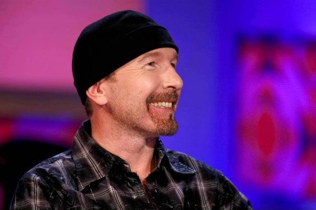 Happy Birthday The Edge !