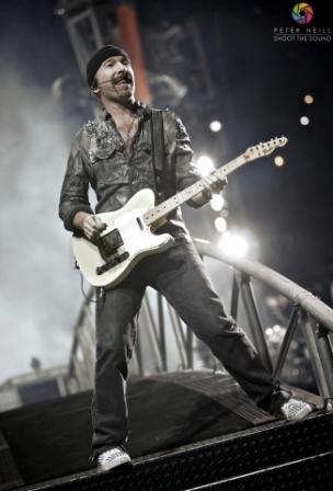 Photographe cherche imprimeur pour livre sur U2