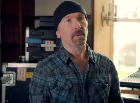 Interview de The Edge à propos du documentaire The Break