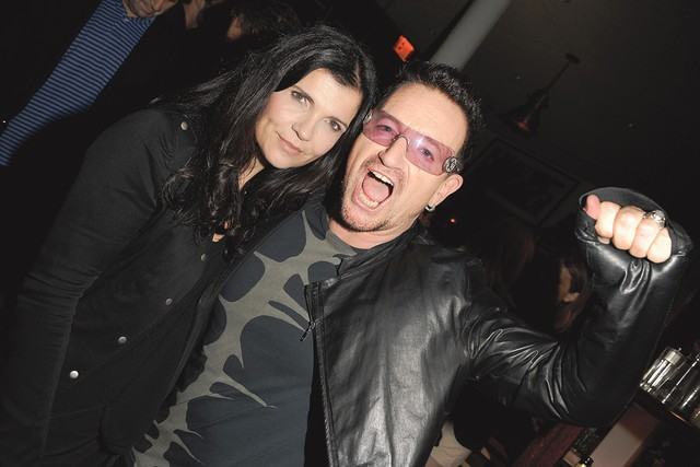 Bono, Edun, l'Afrique et... ses goûts vestimentaires