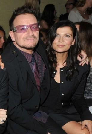 Fashion week de New-York : Bono et Ali à la présentation d'Edun (maj)