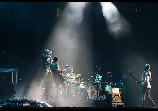 U2 quatrième célébrité la plus influente du monde pour Forbes