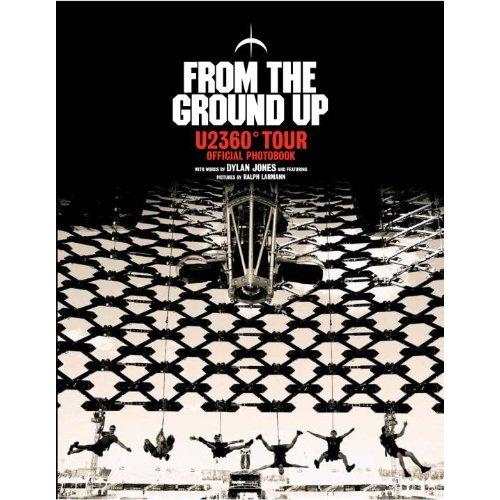 Le livre sur la tournée de U2 bientôt disponible (MAJ)