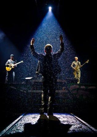 Les voeux du magazine Rolling Stones pour U2
