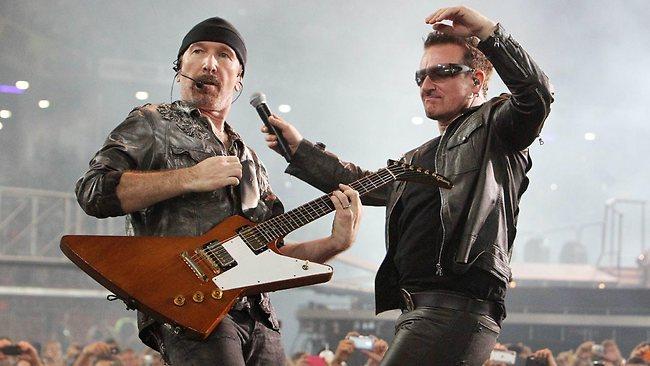 "U2 travaille toujours sur trois albums, dont ""The Songs of Ascent"""