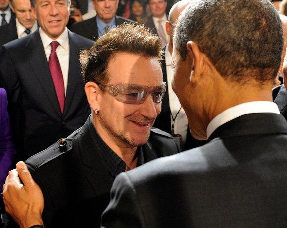 Journée mondiale contre le sida : Bono se démultiplie !