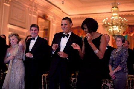 U2 dans la playlist de campagne de Barack Obama