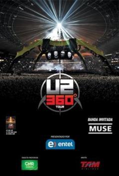 U2 à Santiago : sérieux préparatifs pour le groupe et pour les fans