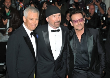 U2 nominé aux Q awards