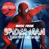 La musique de Spiderman en écoute intégrale