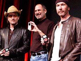 L'hommage de Bono à Steve Jobs