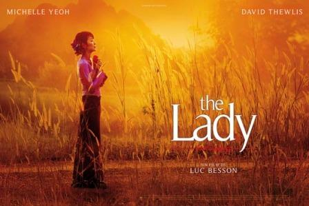 The Lady : Luc Besson consacre un film à Aung San Suu Kyi