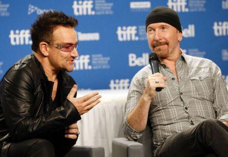 Bono annonce un album de reprises d'Achtung Baby