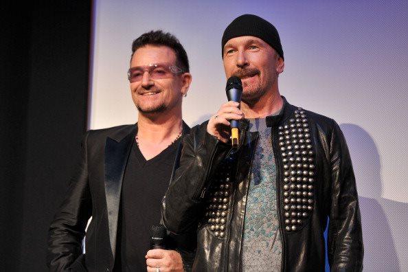 Bono et The Edge au festival de Toronto (maj)