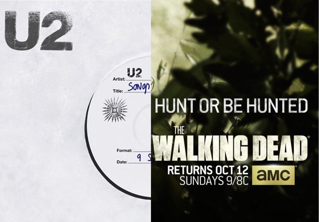 En bref : concours U2.com, U2 chez Walking Dead