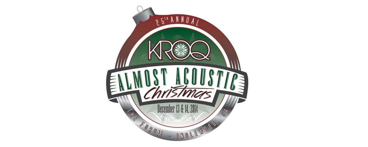 U2 participera au concert de Noël de KROQ-FM