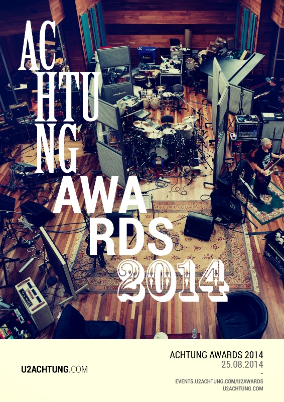Résultats des Achtung Awards 2014