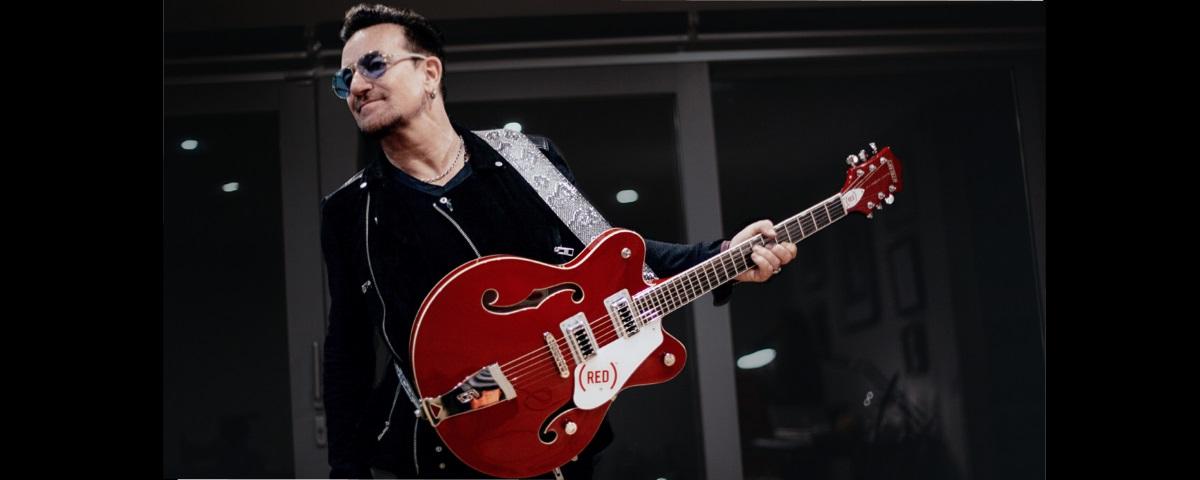 Des nouvelles de Bono
