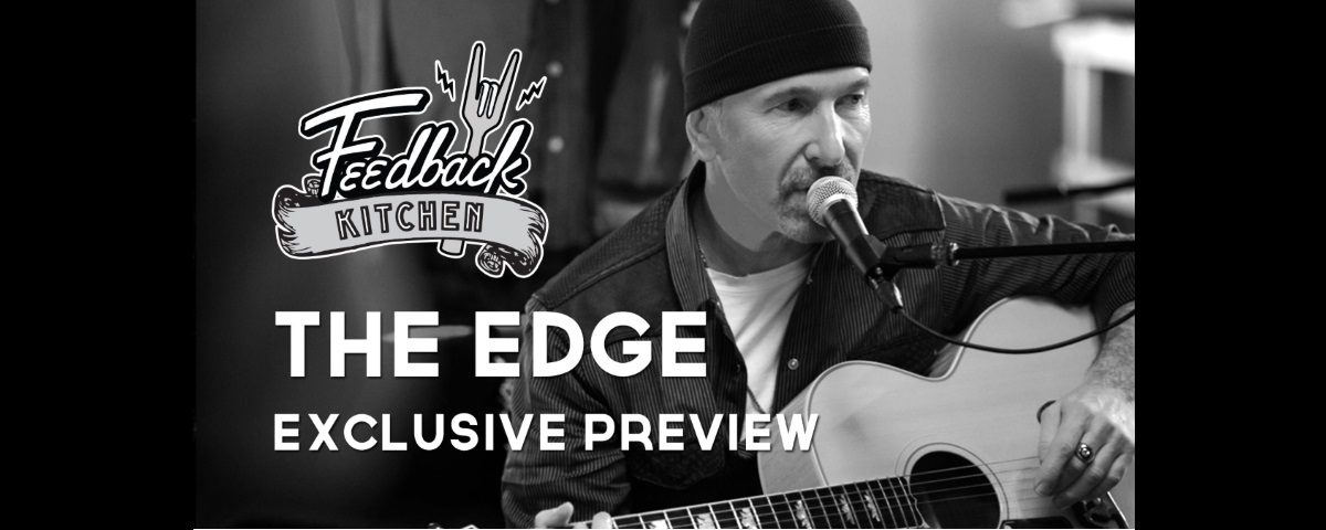 The Edge chez Mario Batali