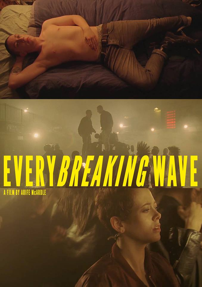 Sortie du clip d'Every Breaking Wave