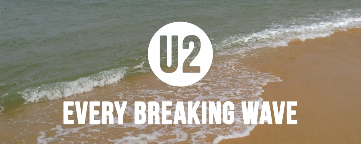 Une version 'edit' du clip de Every Breaking Wave