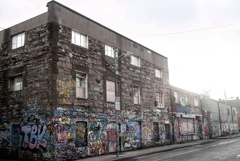 La fin des studios dublinois Windmill Lane