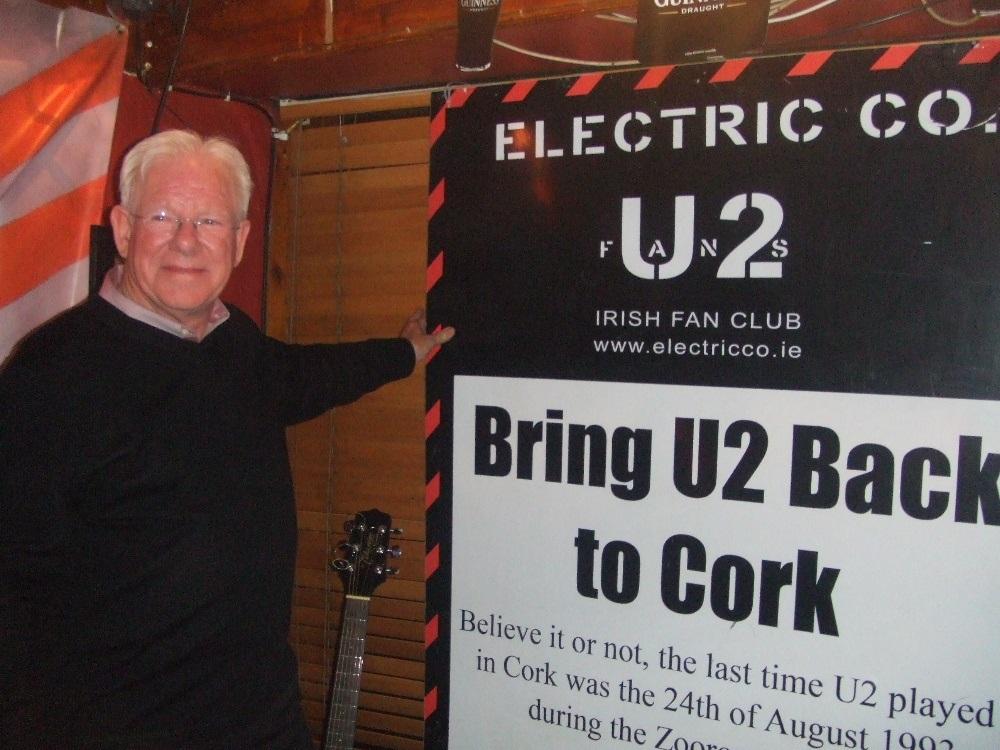 Dennis Sheehan, directeur de tournée de U2, est mort