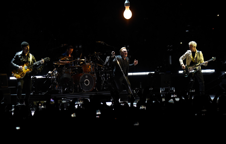 Appel aux fans de U2 voyageurs !