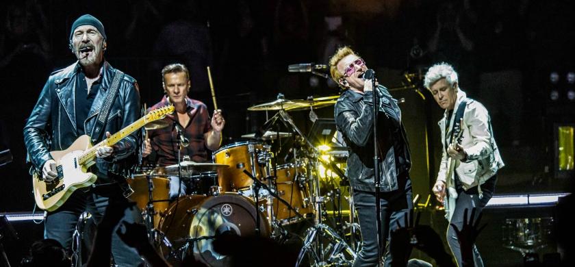 Documentaire et live de U2 sur HBO en novembre