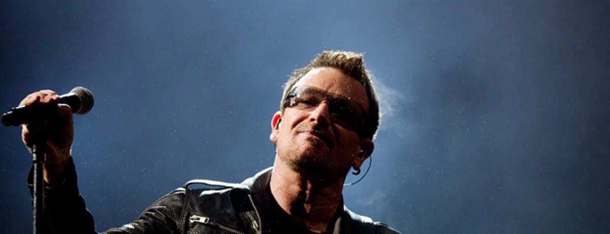 Bono confirme des dates en Irlande
