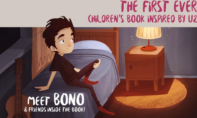 Découvrez Cedarwood : le premier livre pour enfants autour de U2