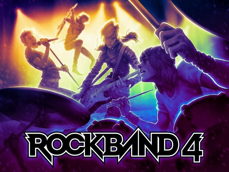 U2 au programme de Rock Band 4